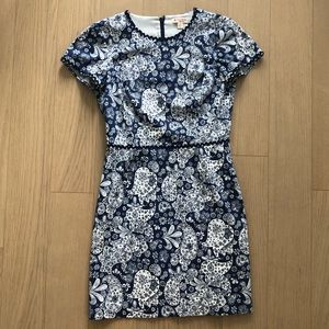 Brooks Brothers Paisley Dress